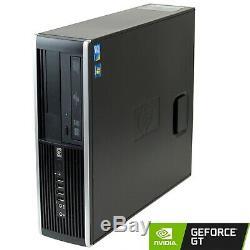 3YR WARRANTY! HP Gaming Desktop Computer PC 16GB RAM 2TB Nvidia GT1030 HDMI WiFi