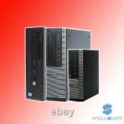 Computer Set PC DELL HP i5 4th Gen 8GB RAM 500GB HDD WIN10 WIDESCREEN WiFi