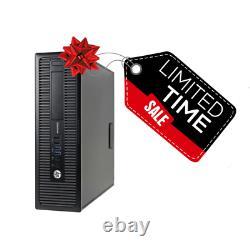 Custom Build HP Desktop Computer 3.70Ghz 16GB 2TB SSD Windows 10 PC WiFi