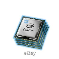 DELL / HP CORE i5 DESKTOP SFF PC COMPUTER BUNDLE WINDOWS 10, 8GB RAM, 120GB SSD