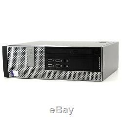 Dell 7020 PC Desktop Computer 8GB 500GB HDD Windows 10 Pro Microsoft Office 365