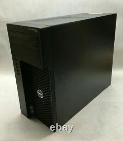 Dell Precision T1700 Workstation Intel Core i7 3.6GHz 16GB 500GB Windows 10
