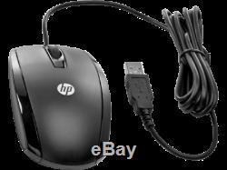 FAST PC COMPUTER DESKTOP SET HP CORE i5 8GB RAM 1TB HDD WIN 10 22 MONITOR WIFI
