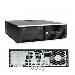 Fast Cheap Computer PC Desktop HP i5 3rd Gen 16GB 128GB SSD +1TB HDD Win 10 WiFi
