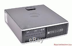 Fast HP Desktop PC Computer Tower Dual Core 8GB 2TB HDD WIFI Windows 10 Pro 64