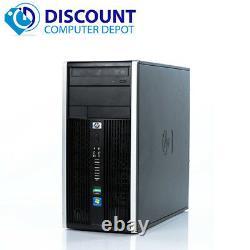 Fast HP Tower Windows 10 Desktop Computer Intel 3.1GHz 4GB RAM HD 250GB WiFi