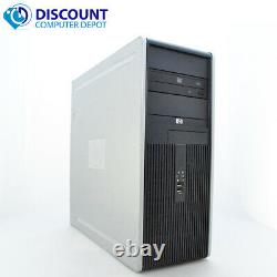 Fast HP Windows 10 Pro Desktop Computer PC DC 8GB 1TB Wifi 19 LCD