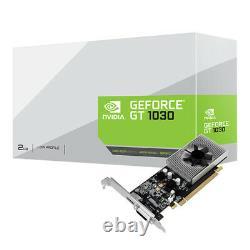 GAMING PC FAST GT1030 DELL HP 16GB RAM 500GB HDD INTEL QUAD THREAD WIN 10 WiFi