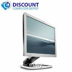 HP 17 Flat Screen Monitor Desktop Computer PC LCD (Grade B) Lot(s) available