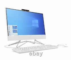 HP 22 AMD Athlon Silver 3050U 4GB/256GB SSD W10 All-in-One Desktop Computer PC