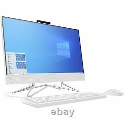 HP 23.8 All-in-One Desktop Computer AMD Athlon 3050U 8GB RAM 256GB SSD AMD At