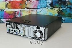 HP 600 G1 Custom Gaming Desktop PC Intel i3-4170 3.70 8 GB DVD-RW AMD HD7570 1GB