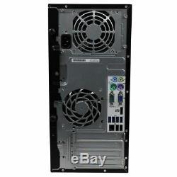 HP 6200 Pro Desktop Computer, 16GB RAM, 1TB, Intel i5 Quad Core 3.1GHz, Win 7