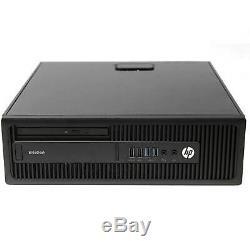 HP 800G1 Desktop Computer FAST Intel i7 QUAD CORE 16GB RAM 2TB HD Windows 10 PC