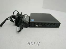 HP 800 G1 DM Tiny Mini Desktop PC i5-4590T Quad Core 8G RAM 240GB SSD Win10 NOWF