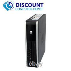 HP 8200 Windows 10 Home Slim Desktop PC Quad i3-2100s 2.5GHz 4gb 320GB with19LCD