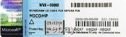HP AIO 23 Widescreen Computer Core I5 8GB RAM 256GB SSD WiFi Windows 10 Pro