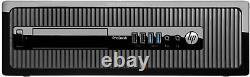 HP Business ProDesk 400 G1 i3 SFF 2TB HDD 8GB Memory 19 Monitor Bundle Win 10