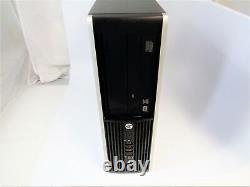HP Compaq Elite 8300 SFF i7-3770 3.4GHz 8GB RAM 500GB HDD Windows 10 Home