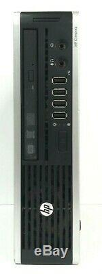HP Compaq Elite 8300 ultra-slim desktop Core i5 3570S 8GB 180GB SSD Win 10 Pro