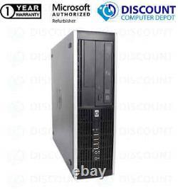 HP Core i5 Desktop Computer 3.20GHz DVD 8GB RAM 500GB HD Windows 10 Home WIFI