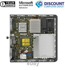 HP Desktop 8GB RAM Core i3-3220 Dual Core Computer 500GB HD Windows 10 Home PC