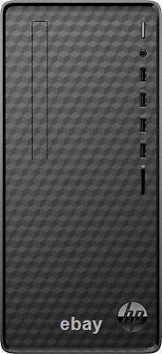 HP Desktop AMD Ryzen 7 8GB Memory 256GB SSD Black