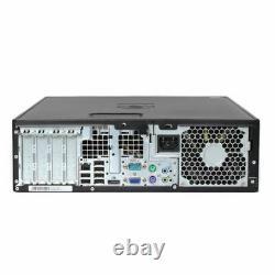 HP Desktop Computer 16GB 2TB HDD LCD Monitor Wifi SSD 512GB 1TB PC Windows 10 PC