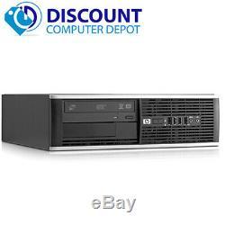 HP Desktop Computer 16GB RAM 2TB HD 512GB SSD QUAD CORE i5 WINDOWS 10 PC 22 LCD