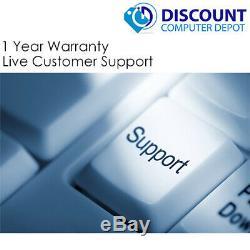 HP Desktop Computer Elite 800 G1 Mini Core i5 8GB 128GB SSD Windows 10 Pro PC