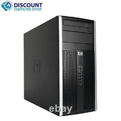 HP Desktop Computer FAST Core 2 Duo 2.66 4GB RAM 160GB DVD WiFi Windows 10 64bit