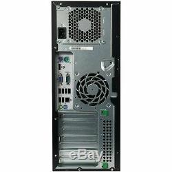 HP Desktop Computer Intel i5 Quad Core 16GB RAM 1TB SSD Windows 10 Pro PC