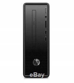 HP Desktop Computer Windows 10 8GB 1TB Bluetooth WiFi DVD+RW HDMI (FULLY LOADED)