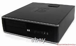 HP Desktop Computer Windows 10 Pro PC Fast Core i5 3.2Ghz 8GB Large 2TB WiFi