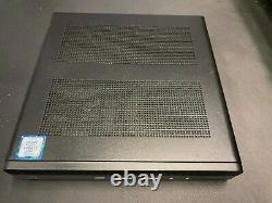 HP ELITEDESK 800 G3 MINI I5-6500 VPRO 256GB SSD 16GB WINDOWS 10 Pro WIFI