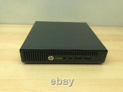 HP EliteDesk 705 G2 Mini AMD A8-8600B 4GB / 120GB SSD / WIN 10