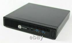 HP EliteDesk 705 G2 Mini PC AMD Pro A12-8800B R7 2.10GHz 8GB RAM 240GB SSD WIFI