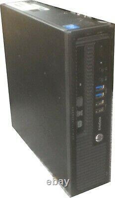 HP EliteDesk 800 G1 Intel Core i5-4590S @ 3.00GHz 8GB RAM 120GB SSD Win 10 Pro