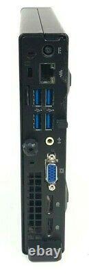 HP EliteDesk 800 G1 Mini DM Core i5 4590T 2GHz 8GB RAM 128GB SSD Win 10 Pro