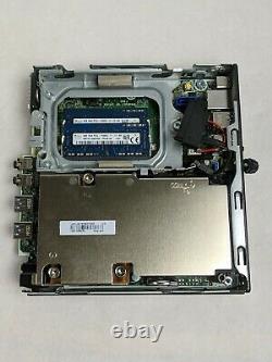 HP EliteDesk 800 G1 Mini Desktop PC Intel Core i5-4590T 2.00GHz 8GB RAM NO HDD