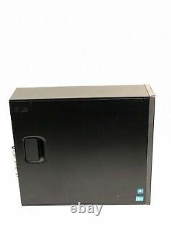 HP EliteDesk 800 G1 SFF Core i5 4570 3.2GHz 8GB RAM 256GB SSD -Win 10 Pro