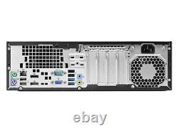 HP EliteDesk 800 G1 SFF Core i7 4770 3.4GHz 16GB RAM 256GB SSD Win 10 Pro