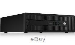 HP EliteDesk 800 G1 SFF PC Core i5-4570 3.20GHz 8GB RAM 500GB HDD