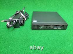 HP EliteDesk 800 G2 Mini Desktop PC i5-6500T 128GB SSD 4GB DDR4 with Pwr