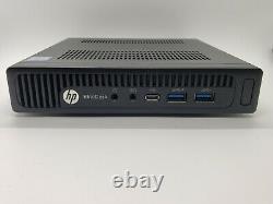 HP EliteDesk 800 G2 Mini i5-6600 3.30GHz 8GB DDR4 RAM WIFI Fully Tested