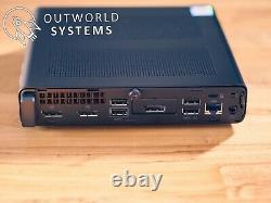 HP EliteDesk 800 G5 Mini / USFF Core i9-9900 8-core, 32GB DDR4, 512GB NVME