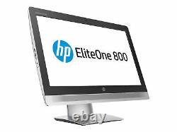 HP EliteOne 800 G2 23 FHD Intel Core i5-6500 3.2GHz 8GB Ram 256GB SSD Win10
