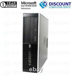 HP Elite 6005 Desktop Computer PC 3GHz 4GB RAM 250GB HDD Windows 10 17 Monitor