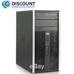 HP Elite 8200 Desktop Computer Tower Intel i5 8GB 1TB 19LCD Windows 10 Pro WiFi