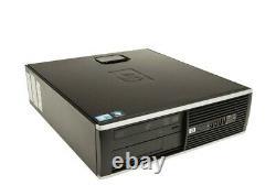 HP Elite 8200 SFF Core i7 3.40GHz 8GB 128GB SSD Win10Pro Desktop PC
